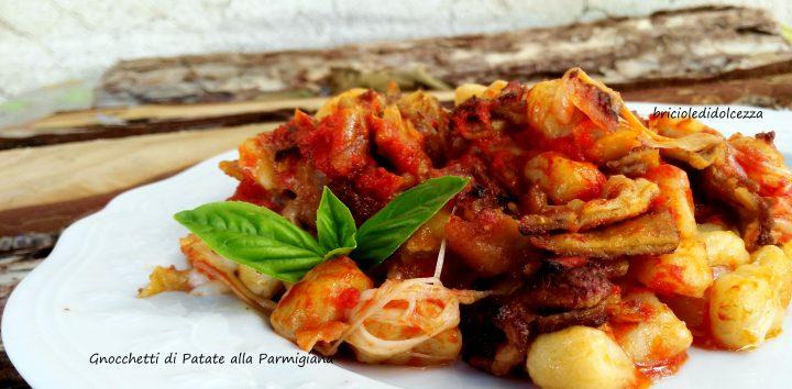 Gnocchetti di Patate alla Parmigiana
