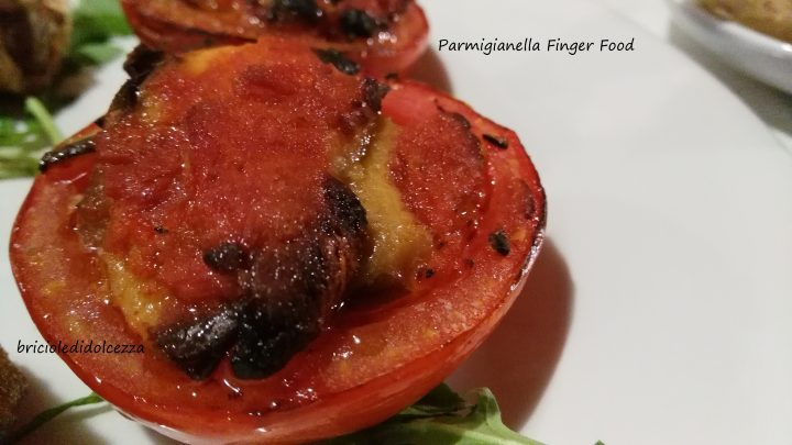 Parmigianella Finger Food