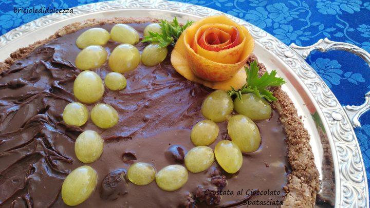 Crostata al Cioccolato Spatasciata