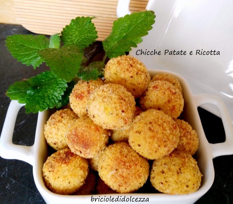 Chicche Patate e Ricotta