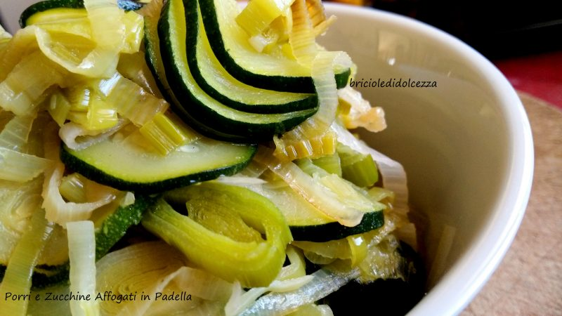 Ricerca ricette con contorno zucchine verdi for Cucinare zucchine in padella