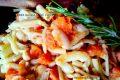 Pasta Zucca e Fagioli Cannellini