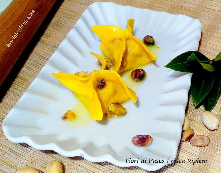 Fiori di Pasta Fresca Ripieni