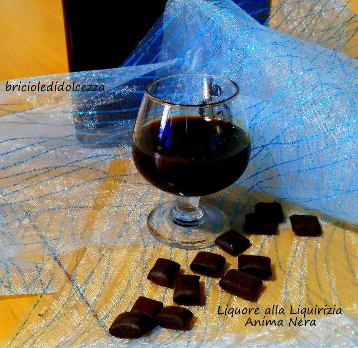 Liquore alla Liquirizia Anima Nera