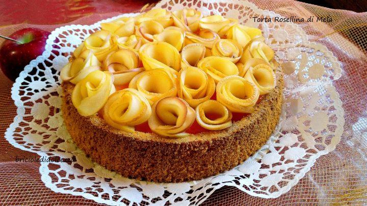 Torta Rosellina di Mela