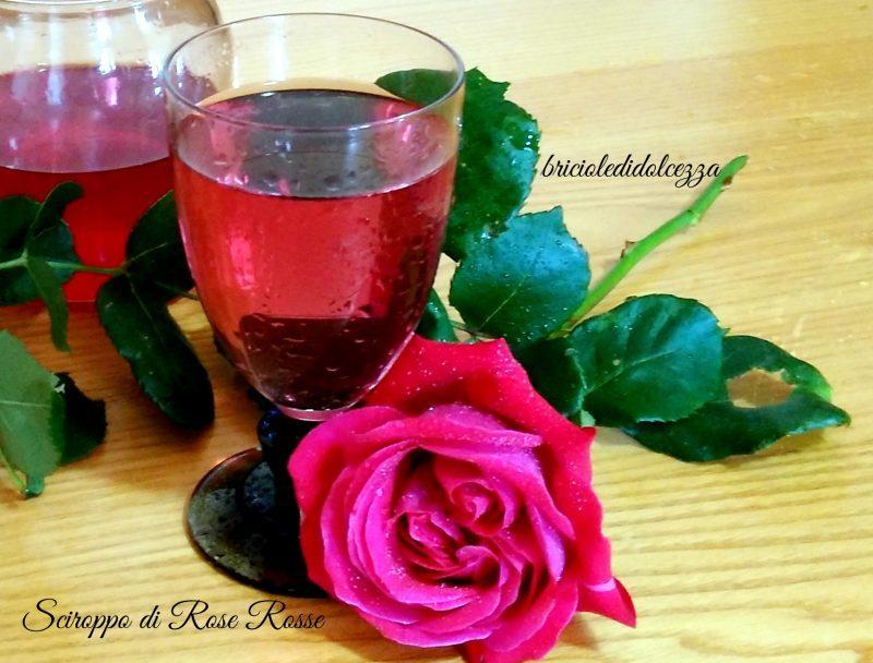 Sciroppo di Rose Rosse