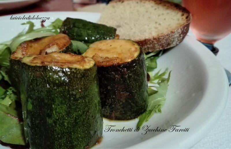 Tronchetti di zucchine Farcite