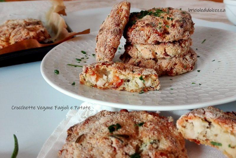 Crocchette Vegane Fagioli e Patate