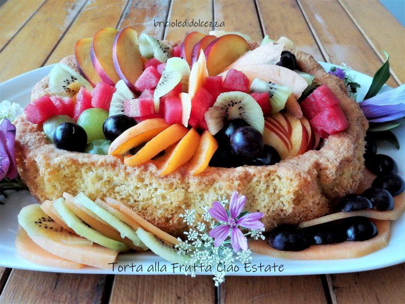 Torta alla Frutta Ciao Estate