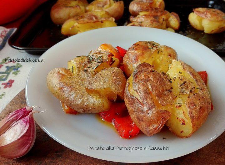 Patate alla Portoghese a Cazzotti