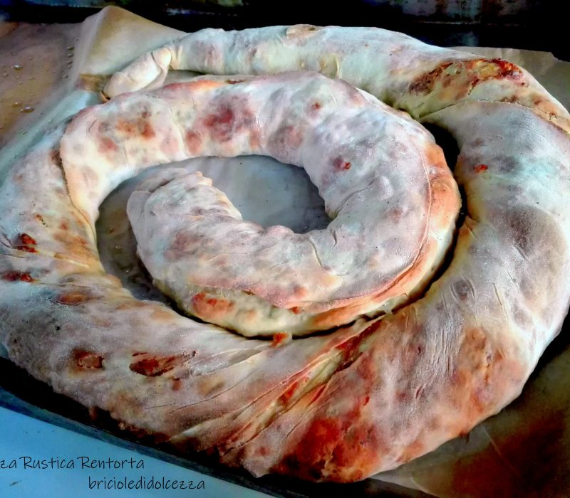 Pizza Rustica Rentorta