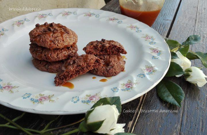 Cookies i Biscottini Americani