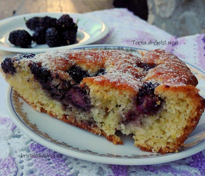 Torta di Gelsi Neri