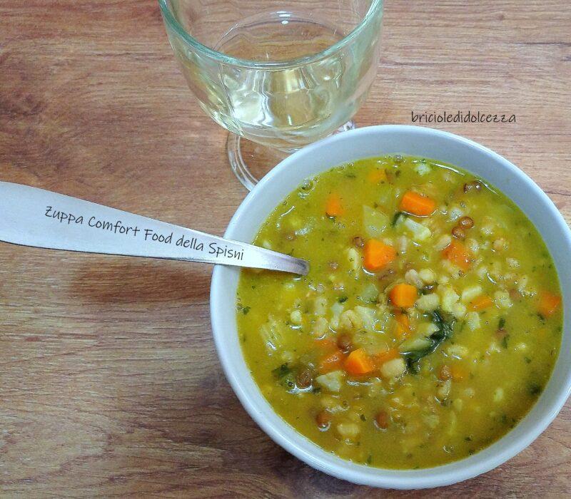 Zuppa Comfort Food della Spisni