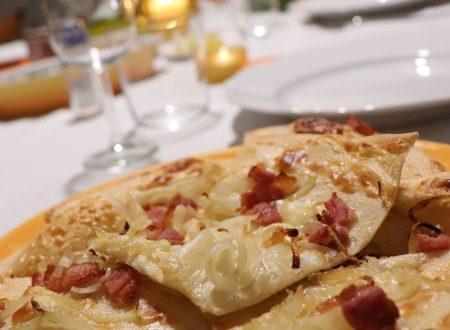 FLAMMKUCHEN – tarte flambée