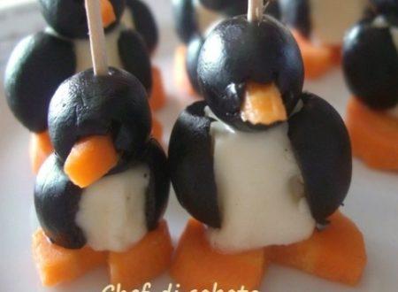 Pinguini di Natale