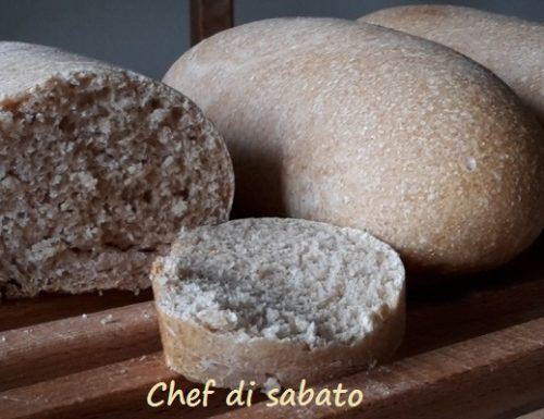Pane di farro con lievito naturale
