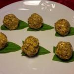Cuor di oliva con formaggio