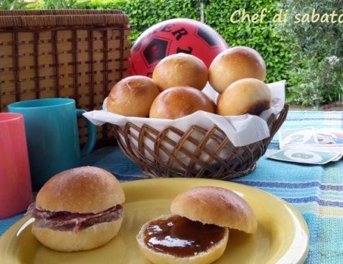 Panini dolci con lievito naturale