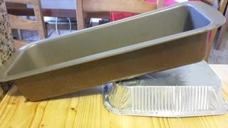 pane sfogliato in cassetta