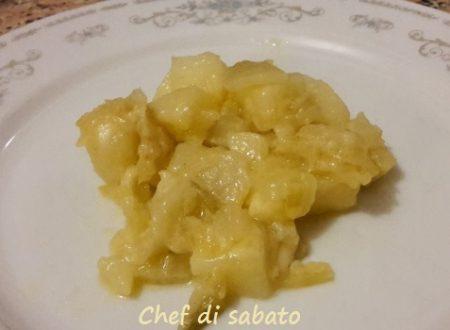 Finocchi e patate