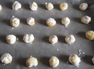 Biscotti all'aranci
