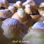Pasta choux – bignè