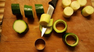 Gnocchi di zucchina