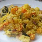 Cous cous con verdure e pollo