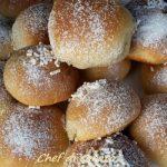 Pan brioche alla marmellata con lievito naturale