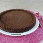 Base morbida per torte al cacao