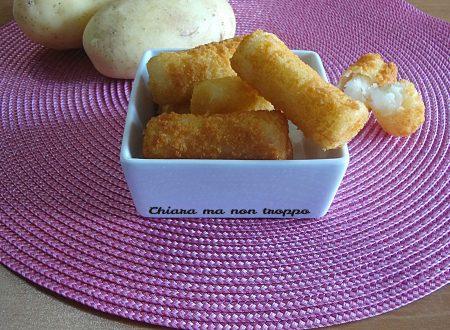 Crocchette di patate facili