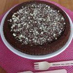 Ricetta torta con budino al cioccolato
