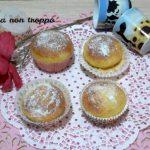 Muffin sofficissimi con yogurt greco