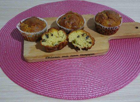 Muffin ai peperoni semplici e veloci