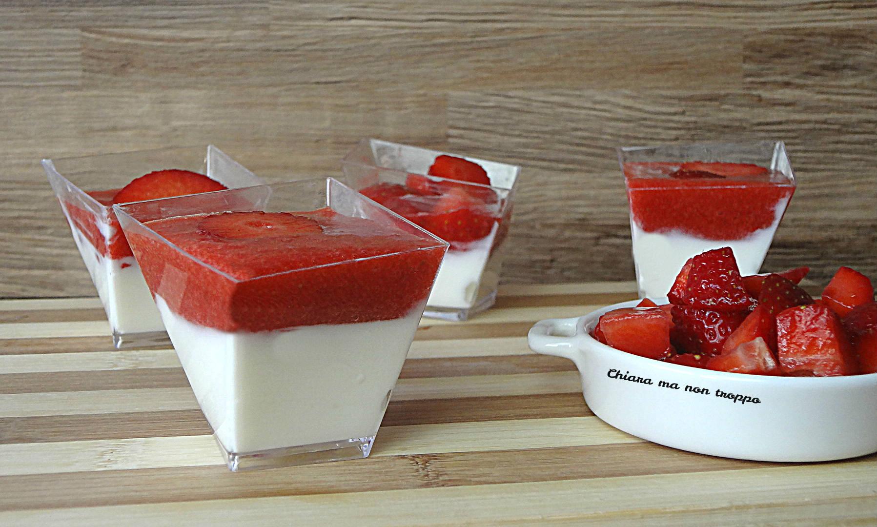 Ricetta Yogurt Greco E Fragole.Fzpriiryjmirom