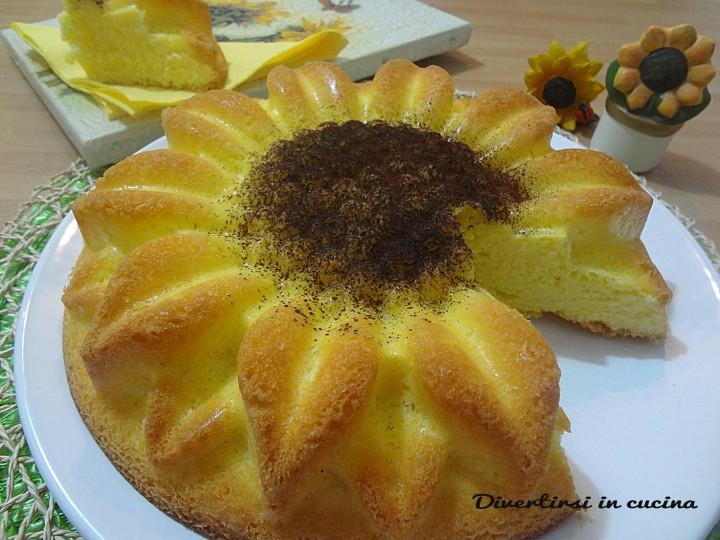 Torta margherita ricetta Bimby
