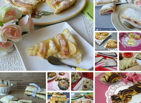 Ricette dolci con la Pasta Sfoglia