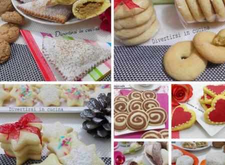 Raccolta di ricette di biscotti