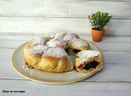 Danubio dolce, ricetta brioche morbidissima