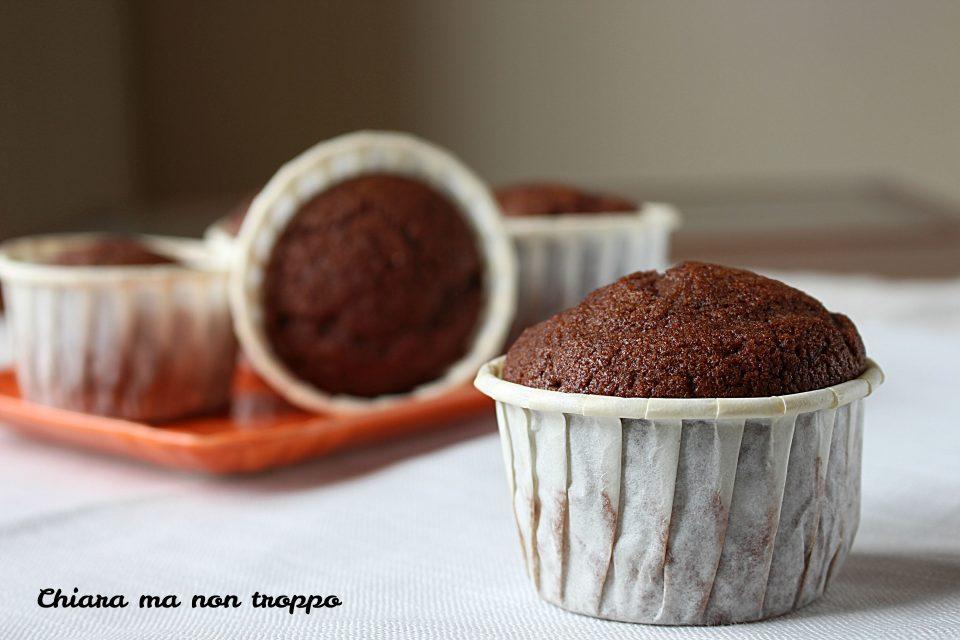 Muffin Al Cacao Ricetta Facile E Buonissima