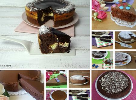 Torte al cioccolato – Raccolta di ricette golose