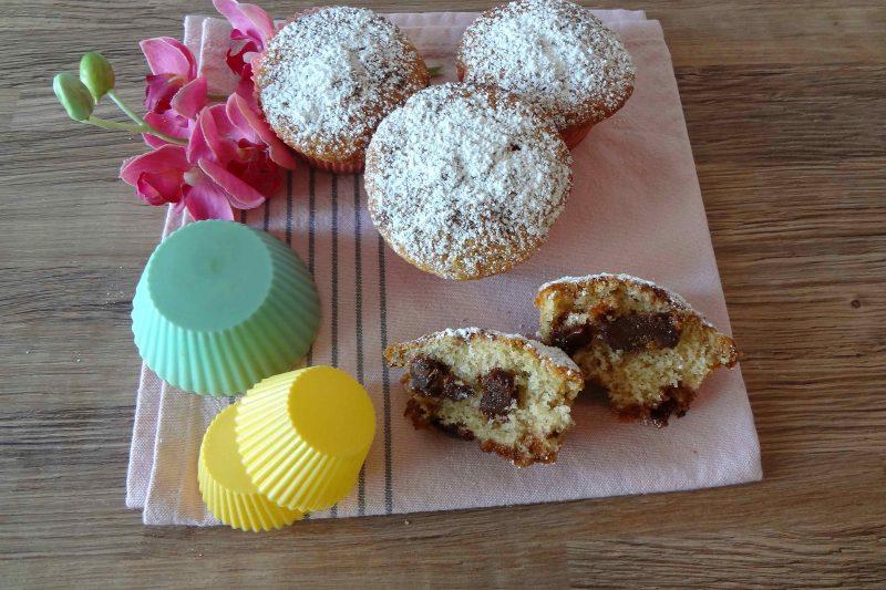 Muffin integrali leggeri