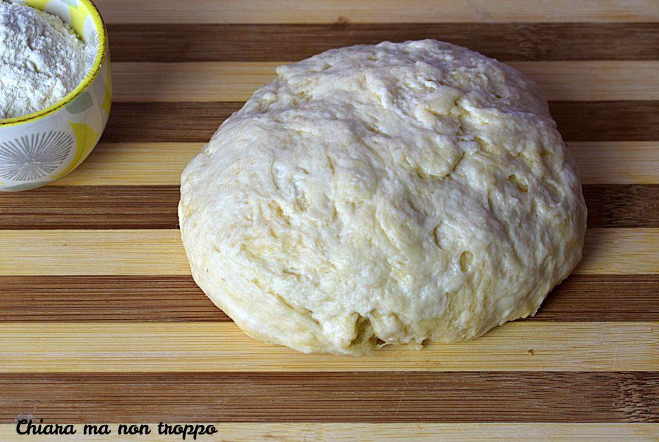 Pasta frolla salata senza burro