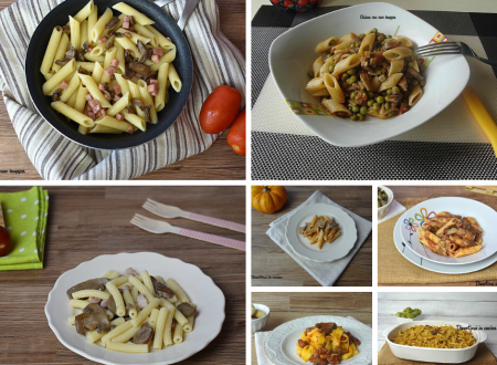 Primi piatti con i funghi, Ricette Semplici e veloci
