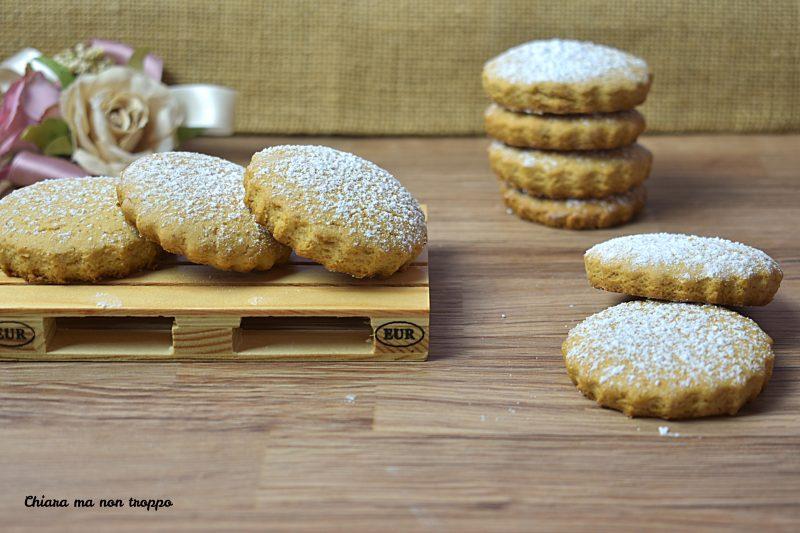 Biscotti cannella e miele