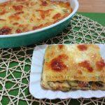 Lasagne zucchine e prosciutto cotto
