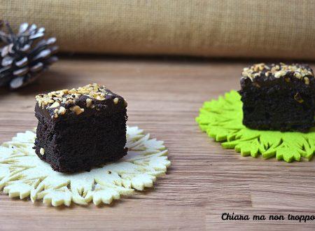 Torta cacao e ricotta
