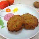 Mini hamburger di melanzane Bimby