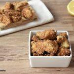 Bocconcini di pollo aromatizzati al limone